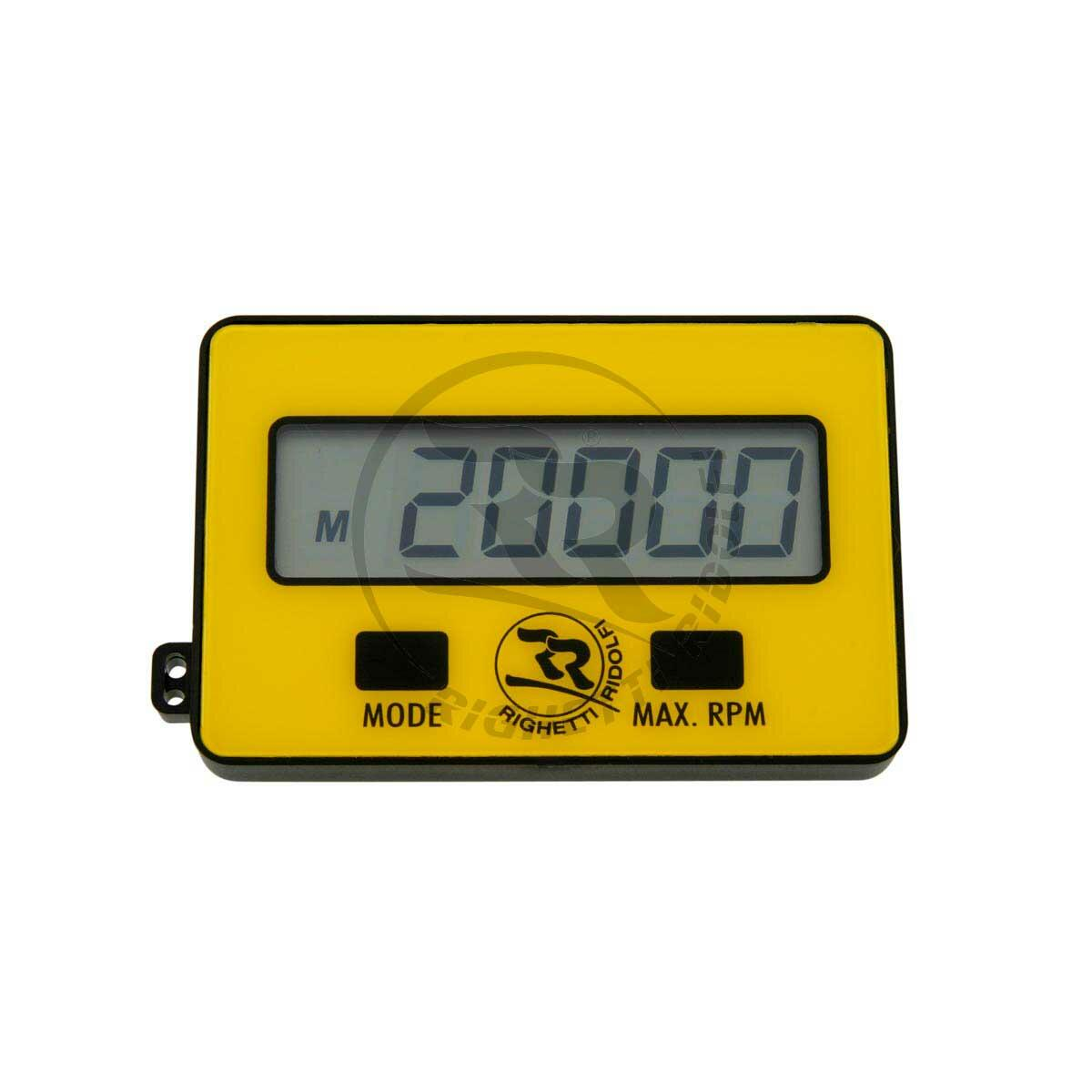 Accessories | Tachometer & Hour meters & Supports | Righetti e Ridolfi